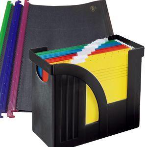 Изображение для категории Картотеки и подвесные файлы