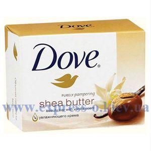 Изображение Мыло туалетное Dove, 100 г