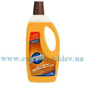 Изображение Pronto для полов c миндальным маслом 750 мл
