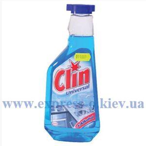 Изображение Средство Клин для мытья стекол  500 мл, запаска