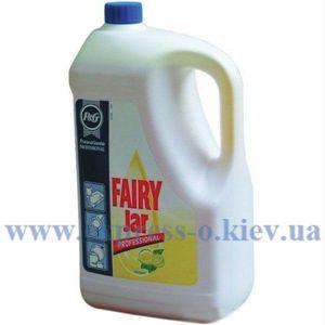 Изображение Средство для мытья посуды Fairy, 5000 мл