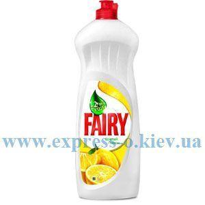 Изображение Средство для посуды FAIRY Зеленое яблоко  1 л