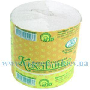 Изображение Бумага туалетная Кохавинка  1-слойная 8 штук в упаковке