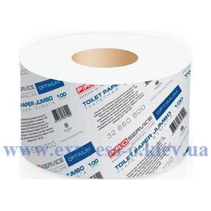Изображение Туалетная бумага PRO service Optimum, 1 слойная, 100м, 16 шт