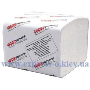 Изображение Туалетная бумага PRO service листовая, 2-х слойная, 300шт
