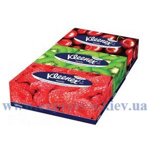 Изображение Салфетки Kleenex Family, 2-х слойные в боксе, 150 шт.