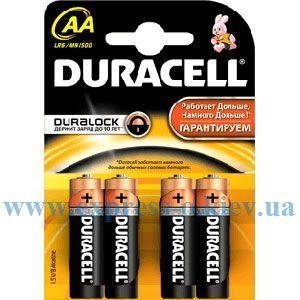 Изображение Элемент питания Duracell LR06 (A316)  AA 2 шт