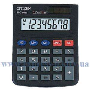 Изображение Калькулятор настольный Ситизен SDC-805