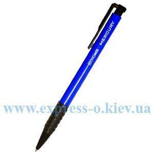Изображение Ручка ECONOMIX   автоматическая  Mercury синяя