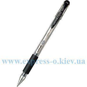 Изображение Ручка гелевая uni-ball Signo DX fine 0.7 мм, синяя
