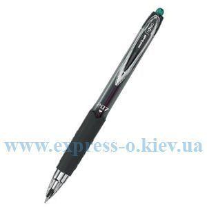 Изображение Ручка гелевая автоматическая uni-ball Signo 207 micro 0.5 мм, синяя