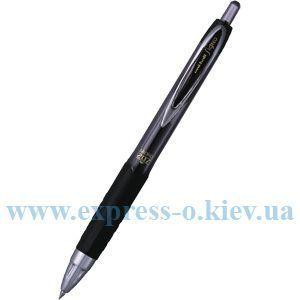 Изображение Ручка гелевая автоматическая uni-ball Signo 207 0.7 мм, чорна