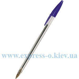 Изображение Ручка шариковая   BІС Cristal  синяя
