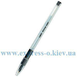 Изображение Ручка шариковая   BІС Cristal Grip черная