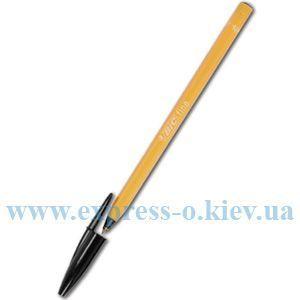 Изображение Ручка шариковая   BІС Orange    черная