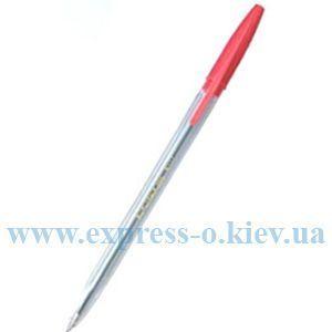 Изображение Ручка шариковая  BUROMAX BM. 8117   красная
