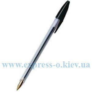 Изображение Ручка шариковая  BІС Cristal  черная