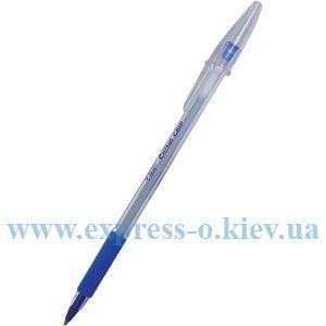 Изображение Ручка шариковая  BІС Cristal Grip  синяя