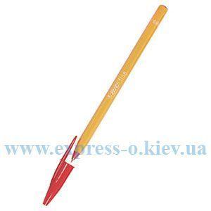 Изображение Ручка шариковая  BІС Orange   красная