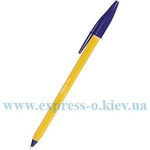 Изображение Ручка шариковая  BІС Orange  синяя