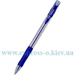 Изображение Ручка шариковая uni LAKUBO micro 0.5 мм, синяя