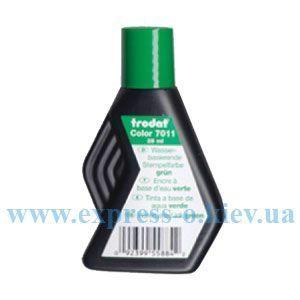 Изображение Краска штемпельная TRODAT   28 мл зеленая