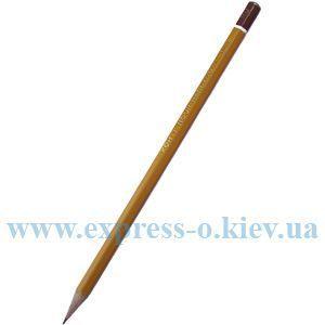 Изображение Карандаш простой 2В профессиональный KOH-I-NOOR арт.1500