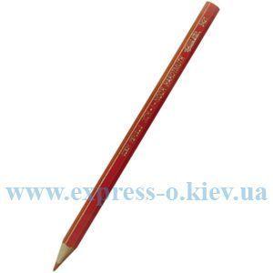 Изображение Карандаш утолщенный  красный арт. 3421