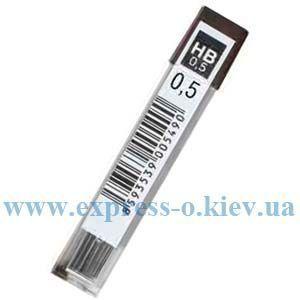 Изображение Стрижні для механічних олівців, HB, 0.5 мм