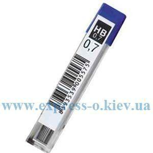 Изображение Стрижні для механічних олівців, HB, 0.7 мм