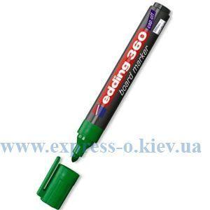 Изображение Маркер Board e-360 1,5-3 мм круглий зелений