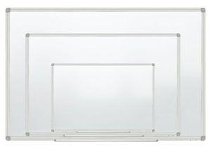 Изображение Дошка магнитная JOBMAX, 60 х 90 см, алюминиевая рамка