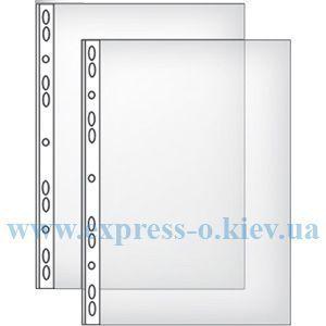 Изображение Вкладыш-файлы  глянцевые 100 шт 30 микрон