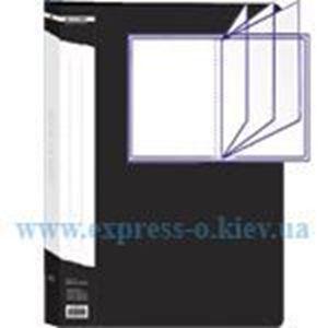 Изображение Папка пластиковая на 80 файлов Buromax