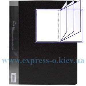 Изображение Папка пластиковая на 20 файлов  ассорти