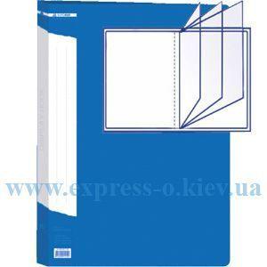 Изображение Папка пластиковая на 60 файлов  Buromax ассорти