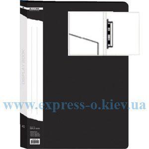 Изображение Папка с  прижимом платформа длинная ассорти