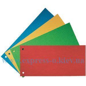 Изображение Разделительная полоса 105 х 230 картон 100 шт