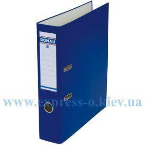 Изображение Регистратор 70 мм Donau темно - синий
