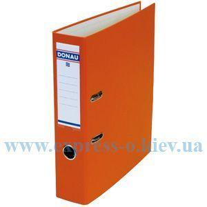 Изображение Регистратор 70 мм  Donau оранжевый