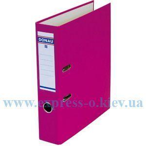 Изображение Регистратор 70 мм Donau  розовый