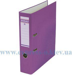 Изображение Регистратор 70 мм Donau  фиолетовый