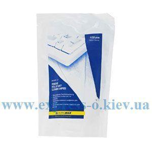 Изображение Салфетки Buromax  для пластика  сменные 100 штук