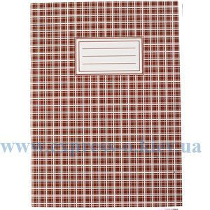 Изображение Книга учета 48 л клетка обложка  картон