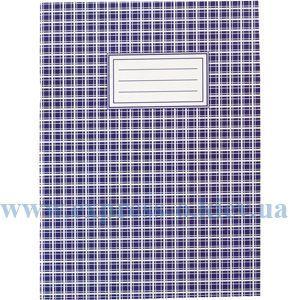 Изображение Книга учета 48 л линейка обложка  картон