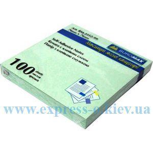 Изображение Бумага 100 листов  самоклеящаяся 76 х 76 мм цветная