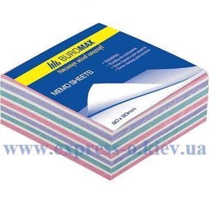 Изображение Куб бумаги 9 х 9 см  400 л клееный  зебра