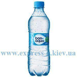 Изображение Вода минеральная Bon Aqua 0,5 л негазированная