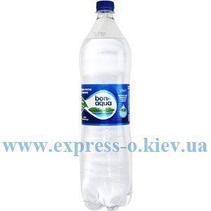 Изображение Вода минеральная Bon Aqua 1,5 л газированная