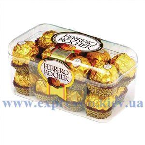 Изображение Конфеты Ferrero Rocher, 200 г